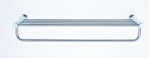 DU Handtuchablage D-Code 630 x 220 mm chrom