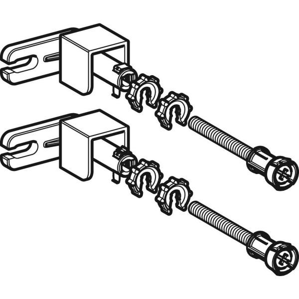 GE Duofix Set Wandanker für Einzelmontage
