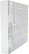 BL FPT 647x274x27 F7 Filter KOMFORT EC DE1100 (DW1000)