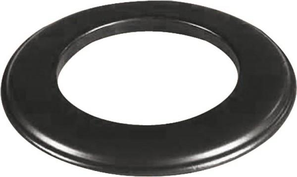 Kaminofen Zubehör Pellet-Rosette Ø 100 mm, Schwarz emailliert