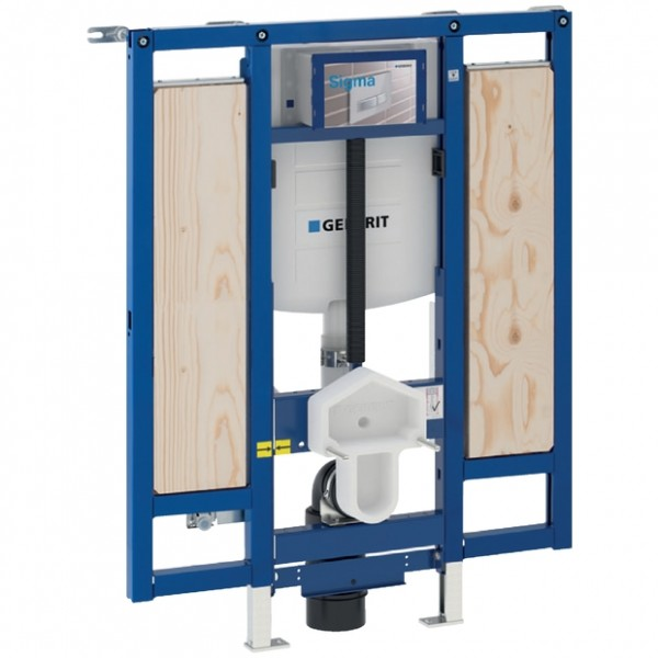 GE Duofix Element für WWC, 112 cm, mit Sigma UP-SPK 12cm, BF, Stütz/Haltegriffe