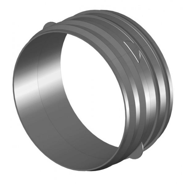 Helios IP-IV 180 IsoPipe Innenverbinder DN 180/180