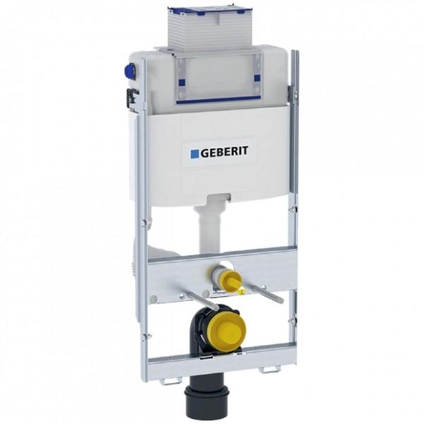 GE GIS Element für Wand-WC 100cm mit Omega UP-SPK 12cm Bet. vorne/oben