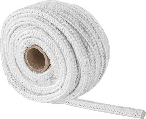 Asbestfreie Dichtschnur Packung vierkant, 6 x 6 mm, VPE = 10 m