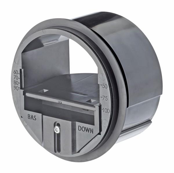 VKH 150-160/100-180, Volumenstrom-Konstanthalter DN 150-160 mm einstellbar 100-180 m³/h