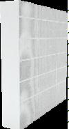 BL FP 196x500x40 G4 Filter KOMFORT EC SB350