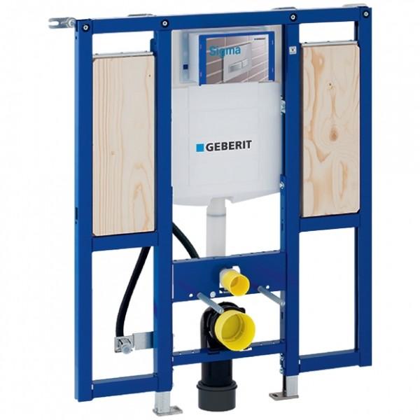 GE Duofix Element für WWC, 112 cm, mit Sigma UP-SPK 12 cm, BF, SH Griffe