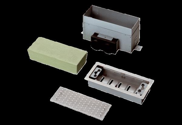 MC Fussboden- und Wandauslass MF-FBWA 63 für MAICOflex Rohrsystem, DN63